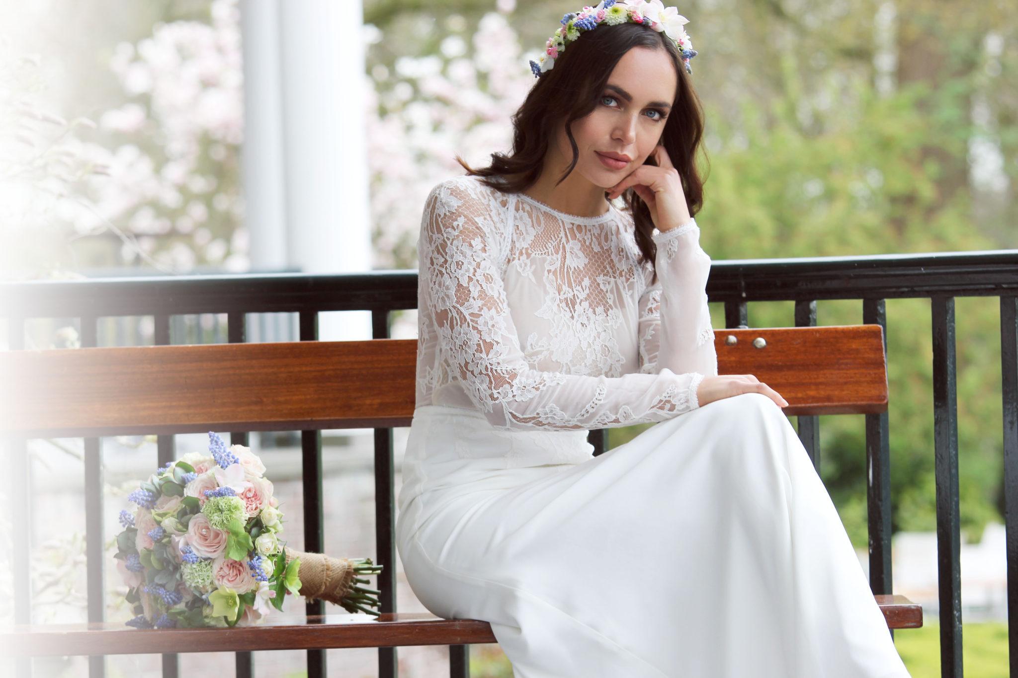 styled wedding shoot rhederoord