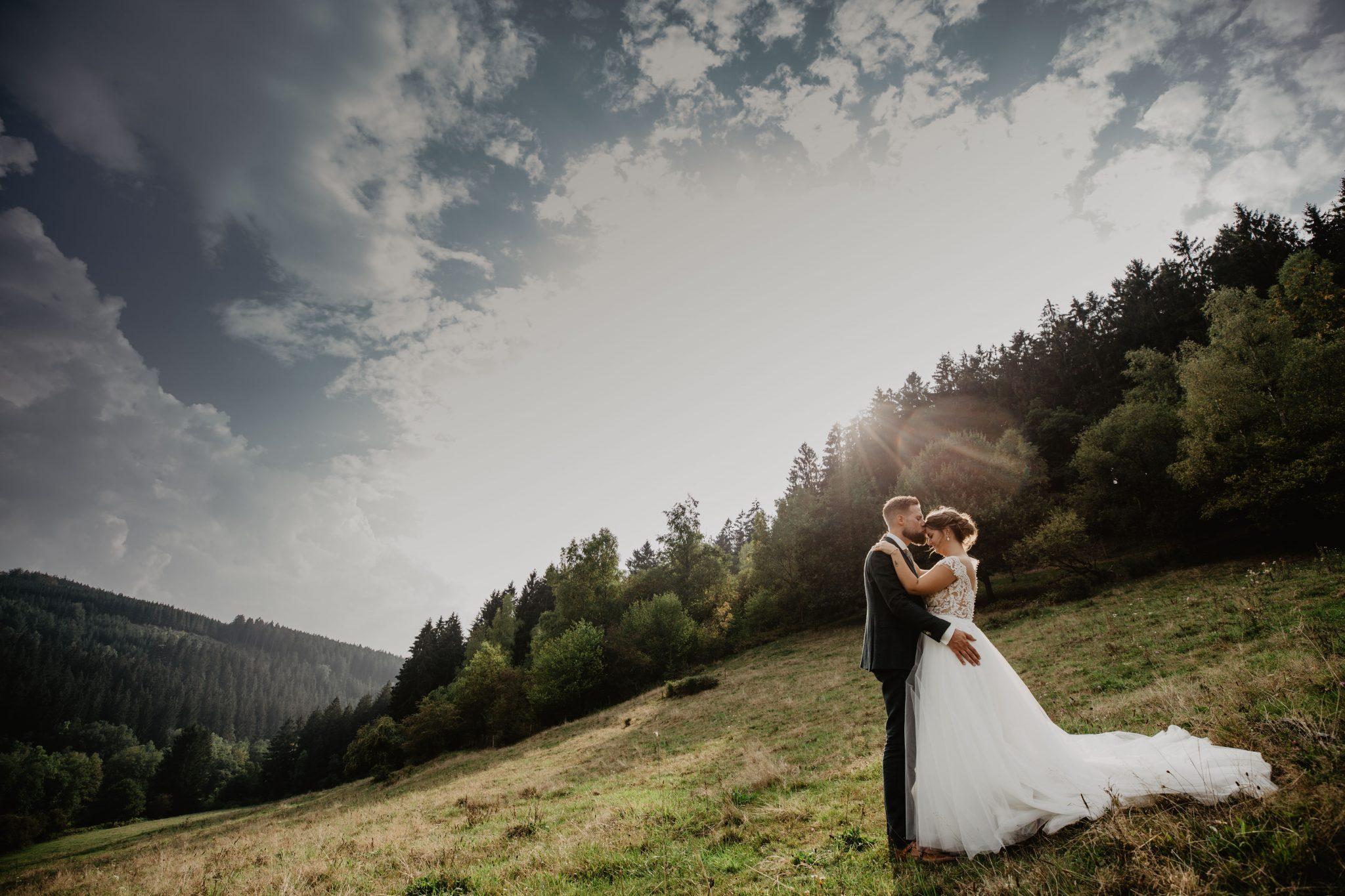 fotoreportage fotograaf Trouwen in de Ardennen