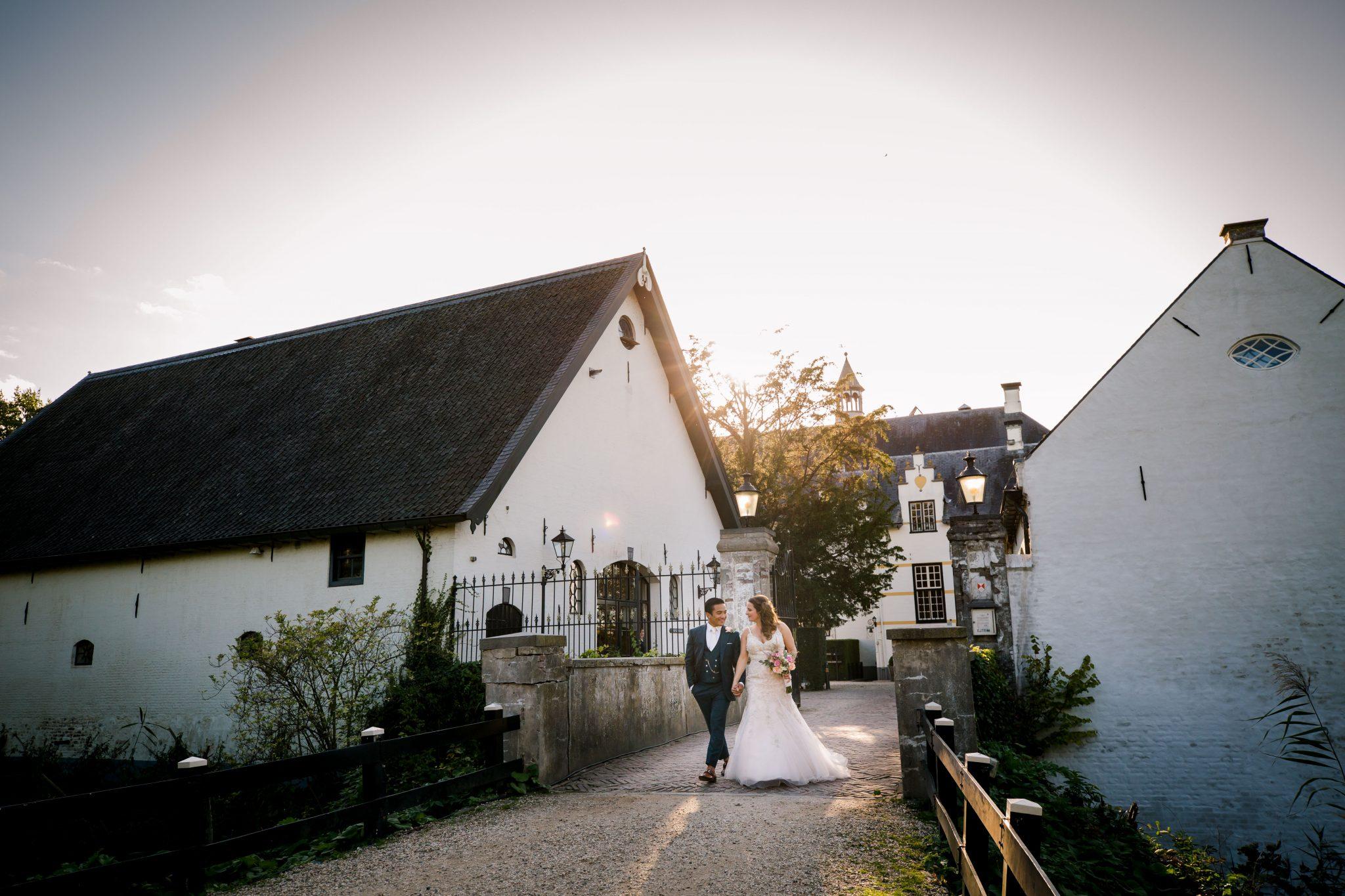 Trouwen Slot Doddendael Bruidsfotografie