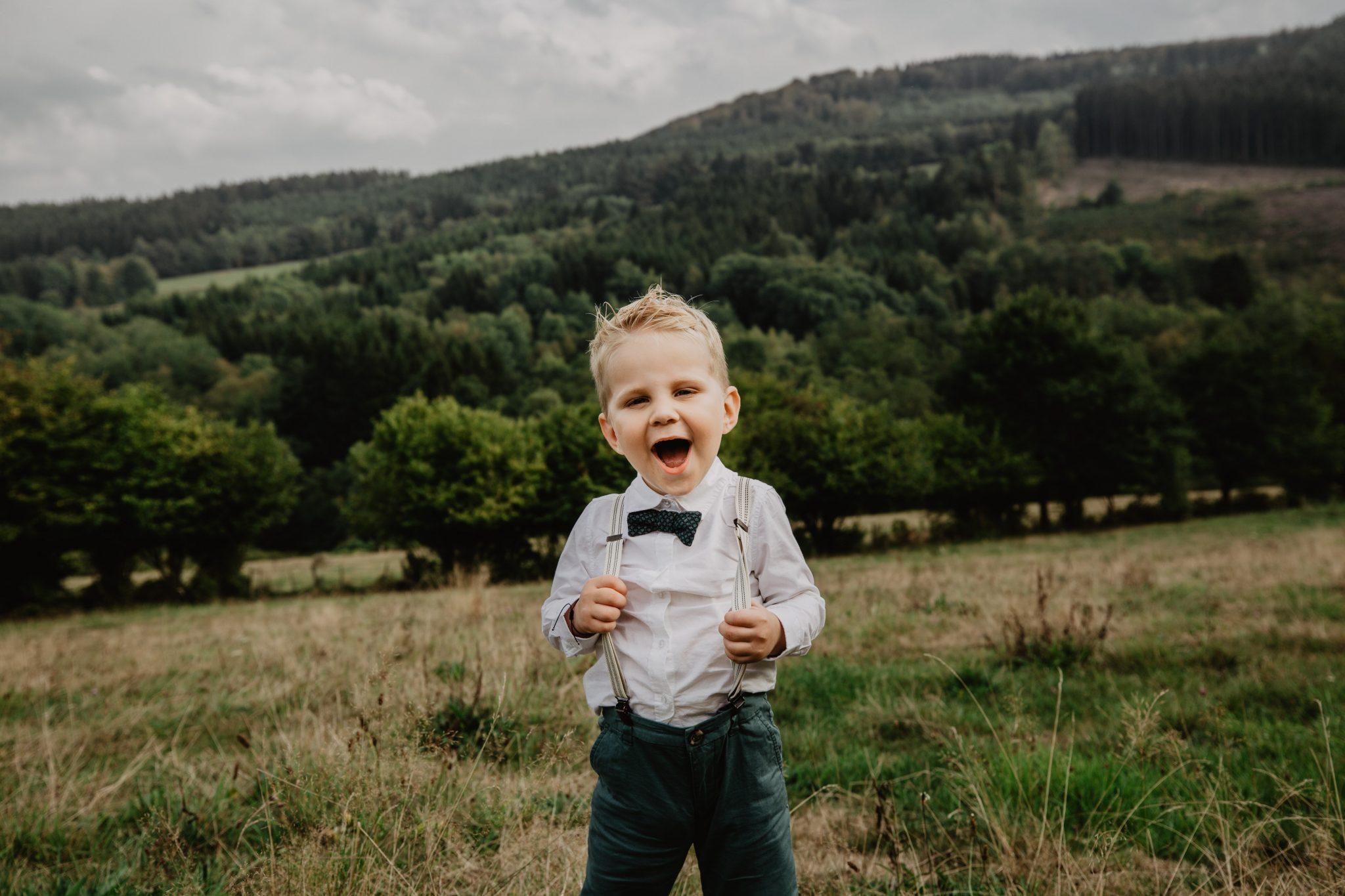Kinderen op Bruiloft Bruidsfotografie