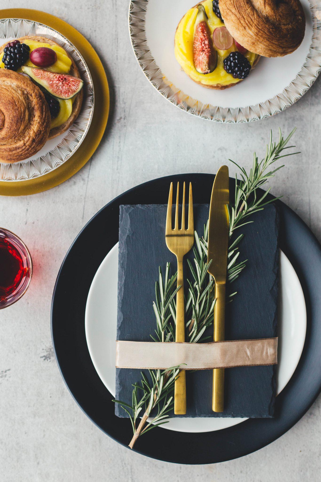 Foodstyling kerst fotoshoot