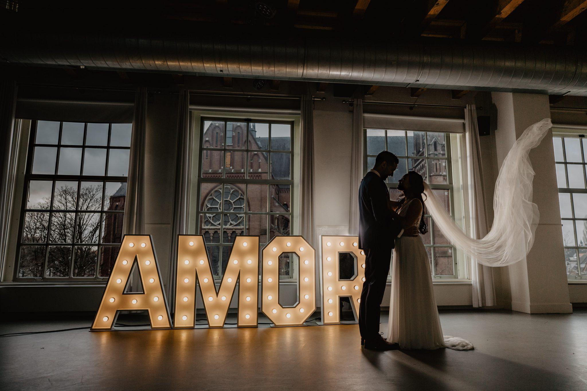 Bruidsfotografie Kasteel Woerden