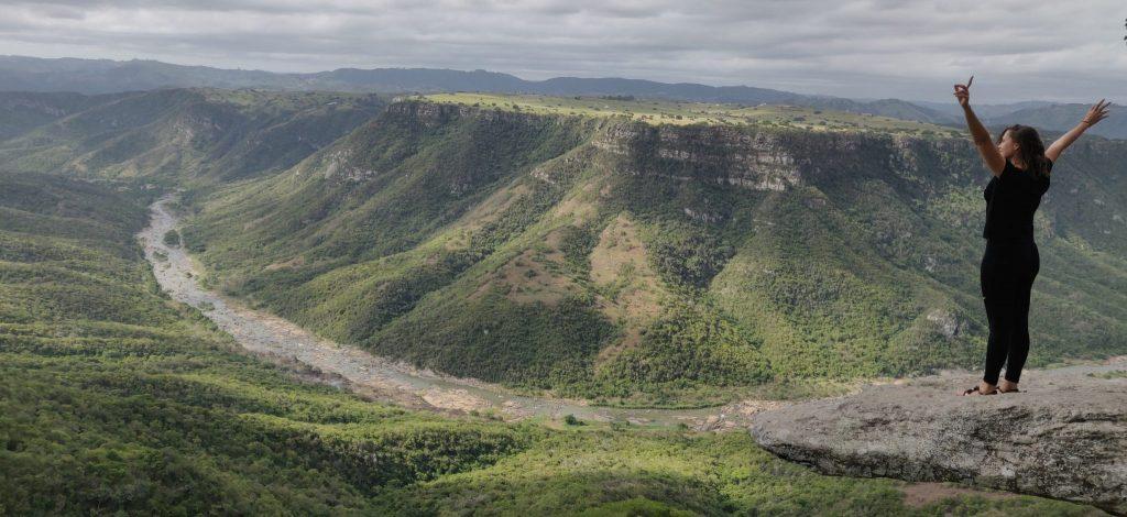 Oribi Gorge Zuid-Afrika
