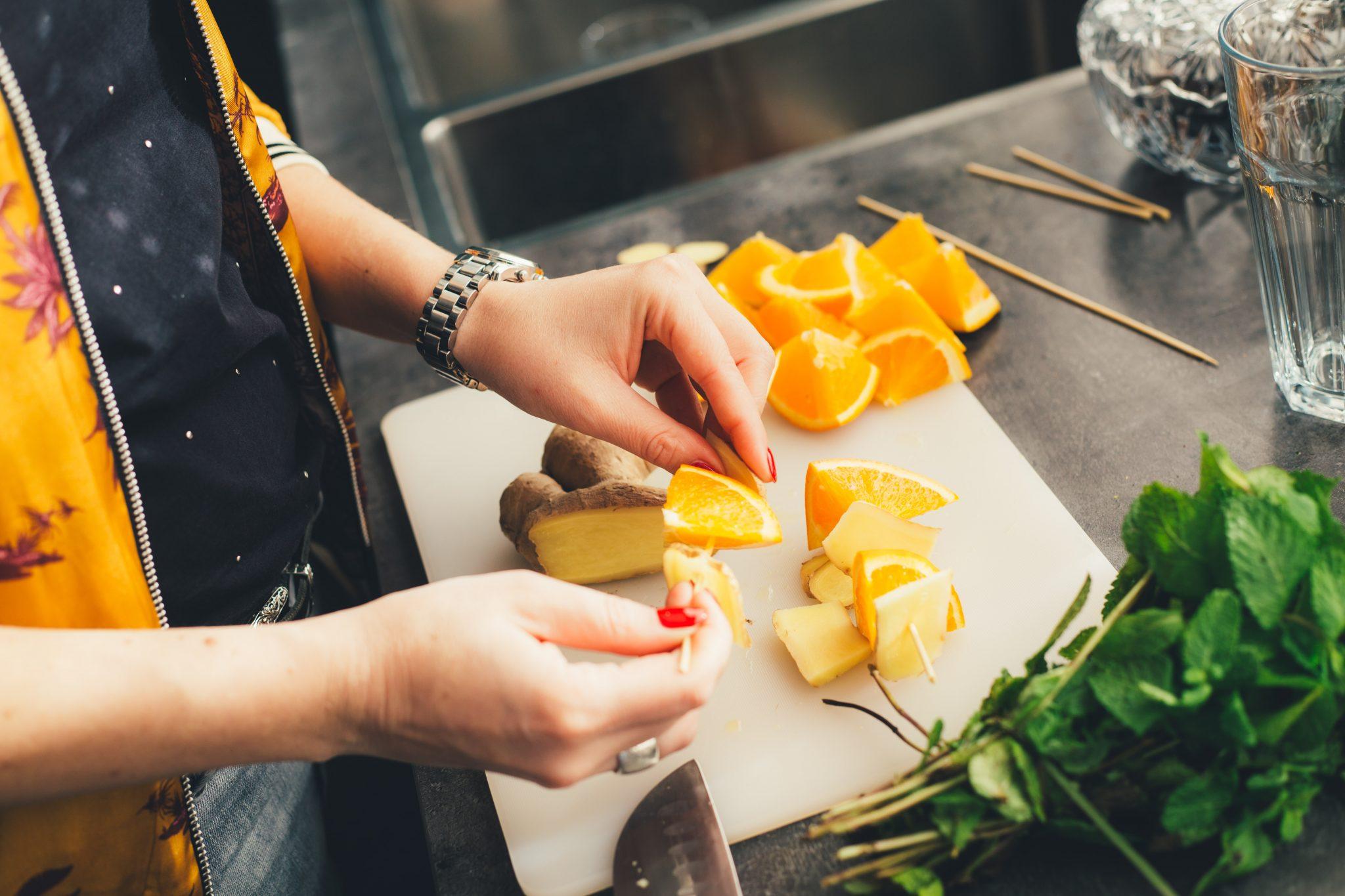 Food fotografie voor gerechten