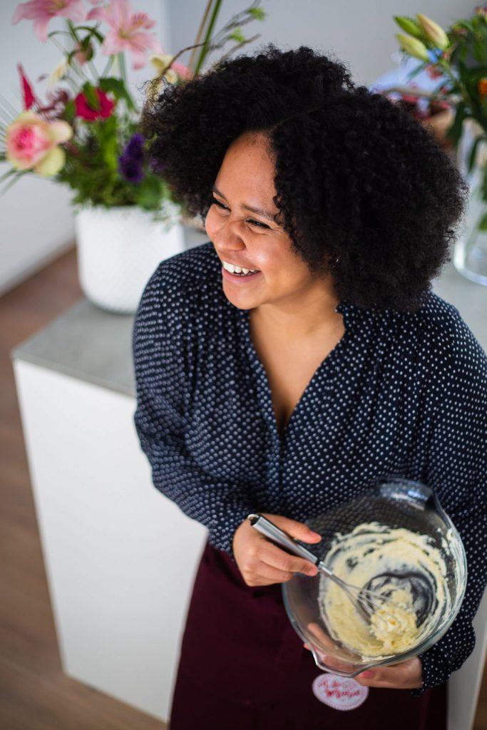 Ondernemers Portret bakker Fotoshoot