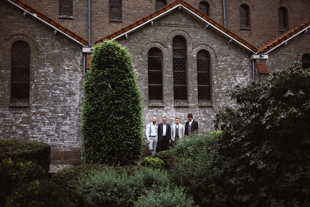 Fotograaf fotoreportage bruiloft IJsselmuiden