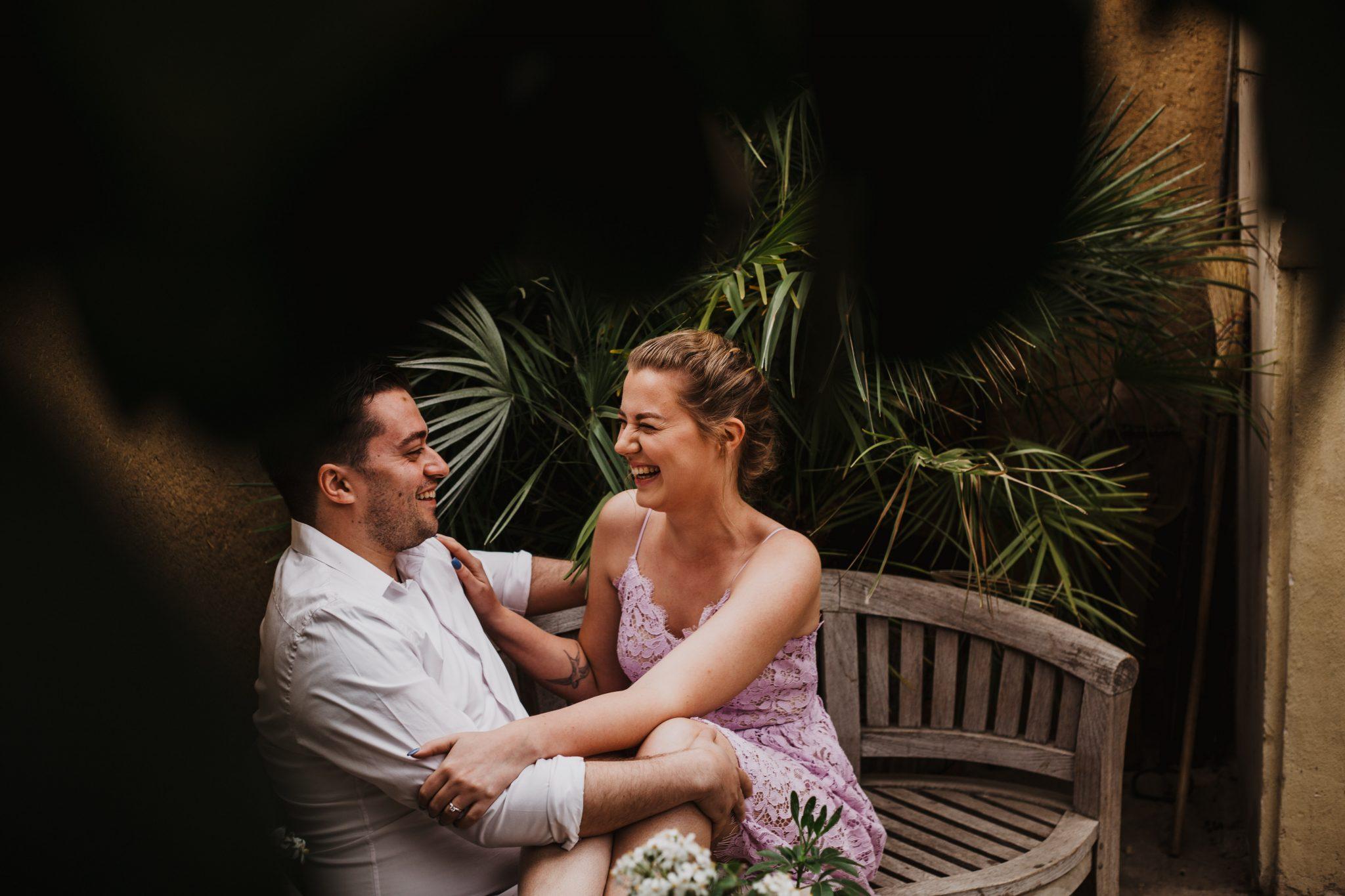 loveshoot voor je bruiloft
