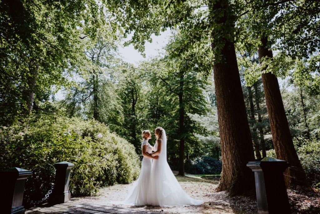 Bruiloft fotoshoot apeldoorn