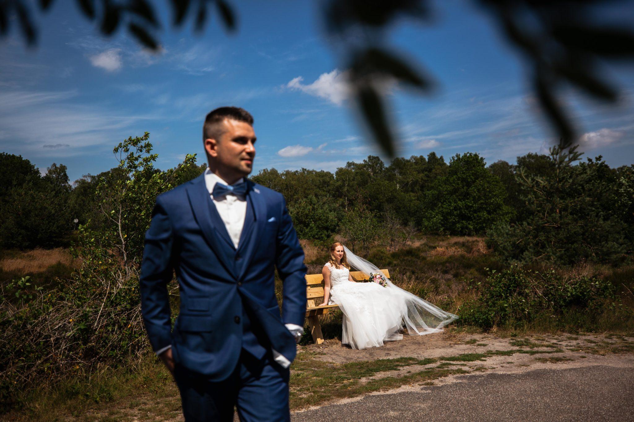 Bruidsreportage bruiloft Hellendoorn