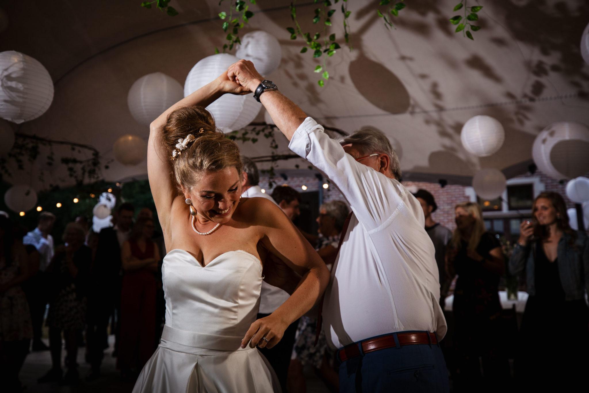 Foto's feest bruiloft