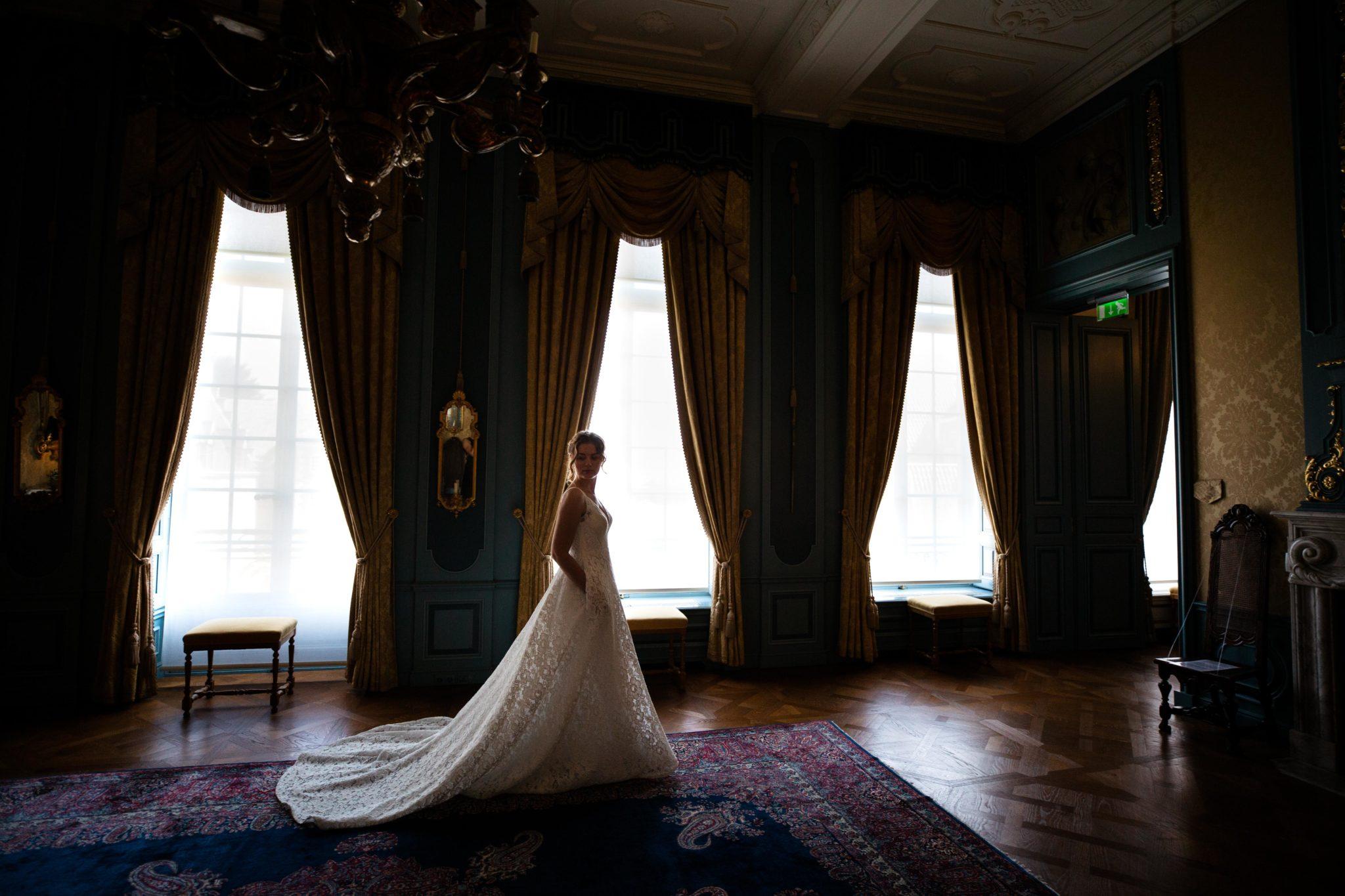 Bruid Markiezenhof Bruidsfotografie