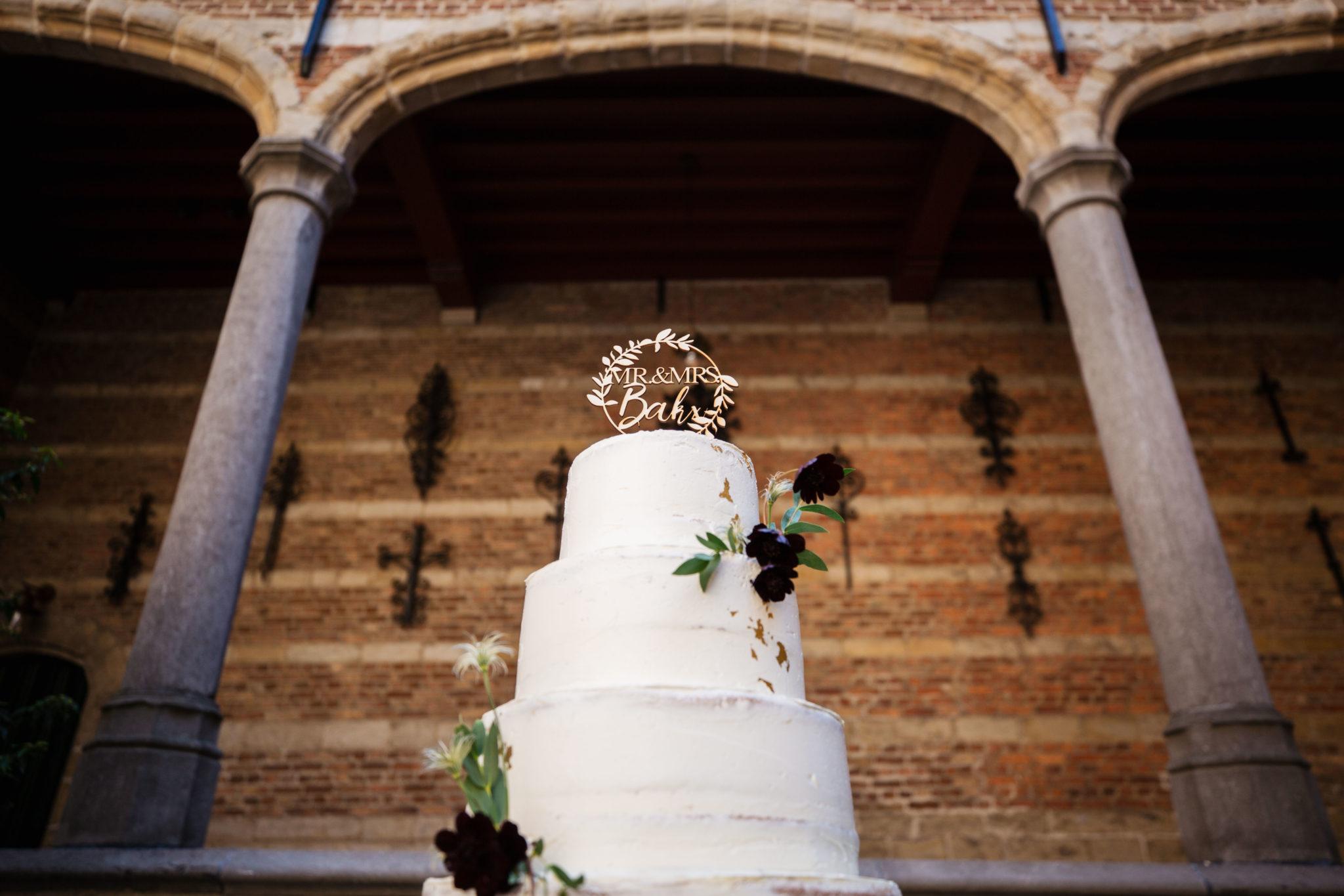 Bruidstaart Bergen op Zoom