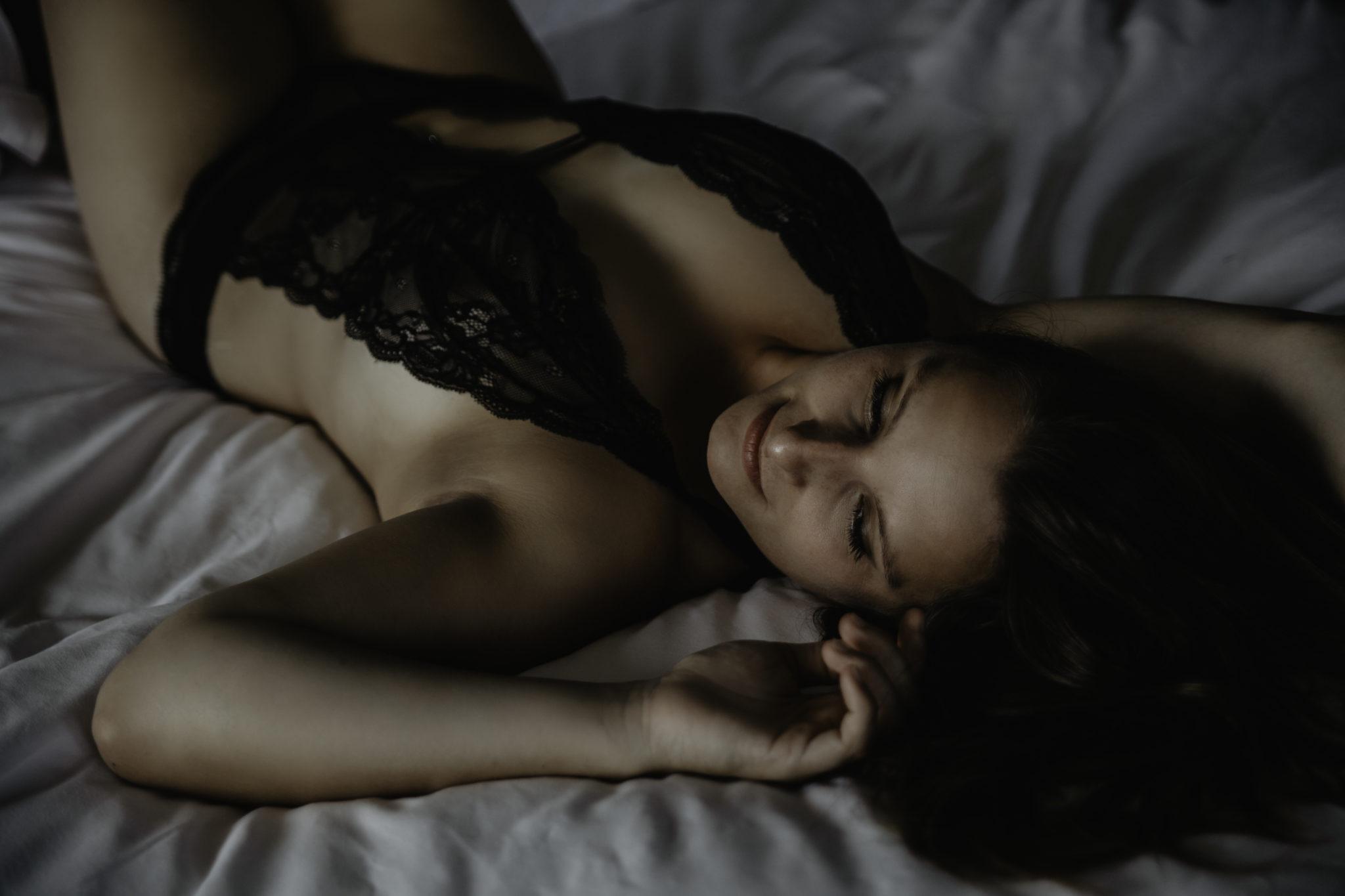 Tips voor een boudoirshoot