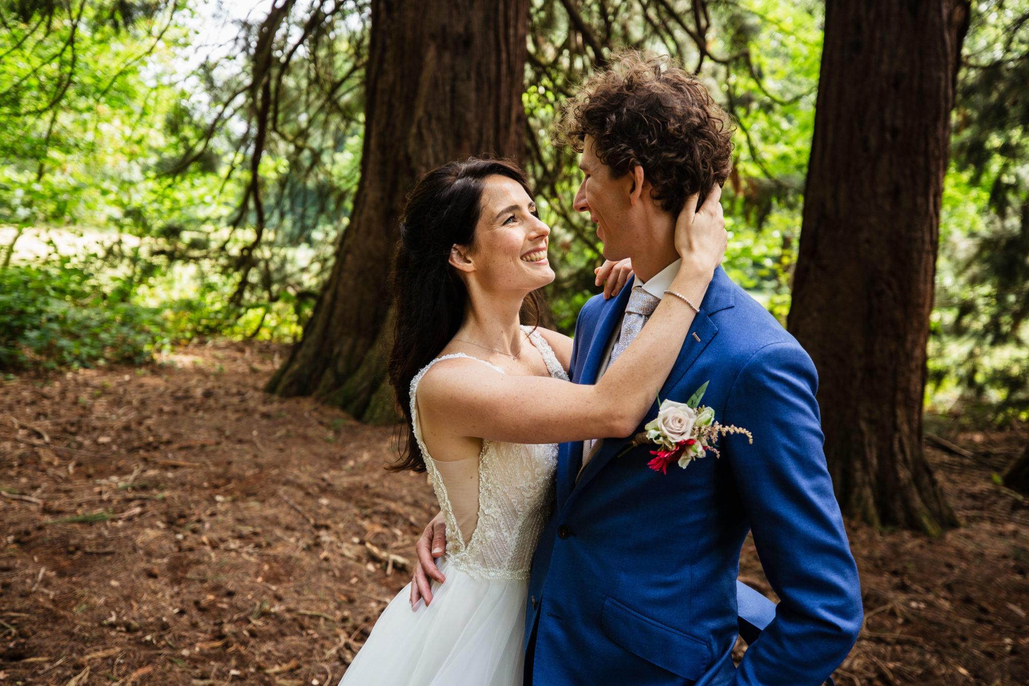 Bruiloft bij Landgoed Rhederoord