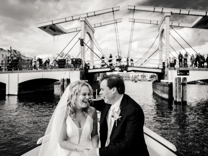 Trouwen in Amsterdam | Bruidsfotograaf