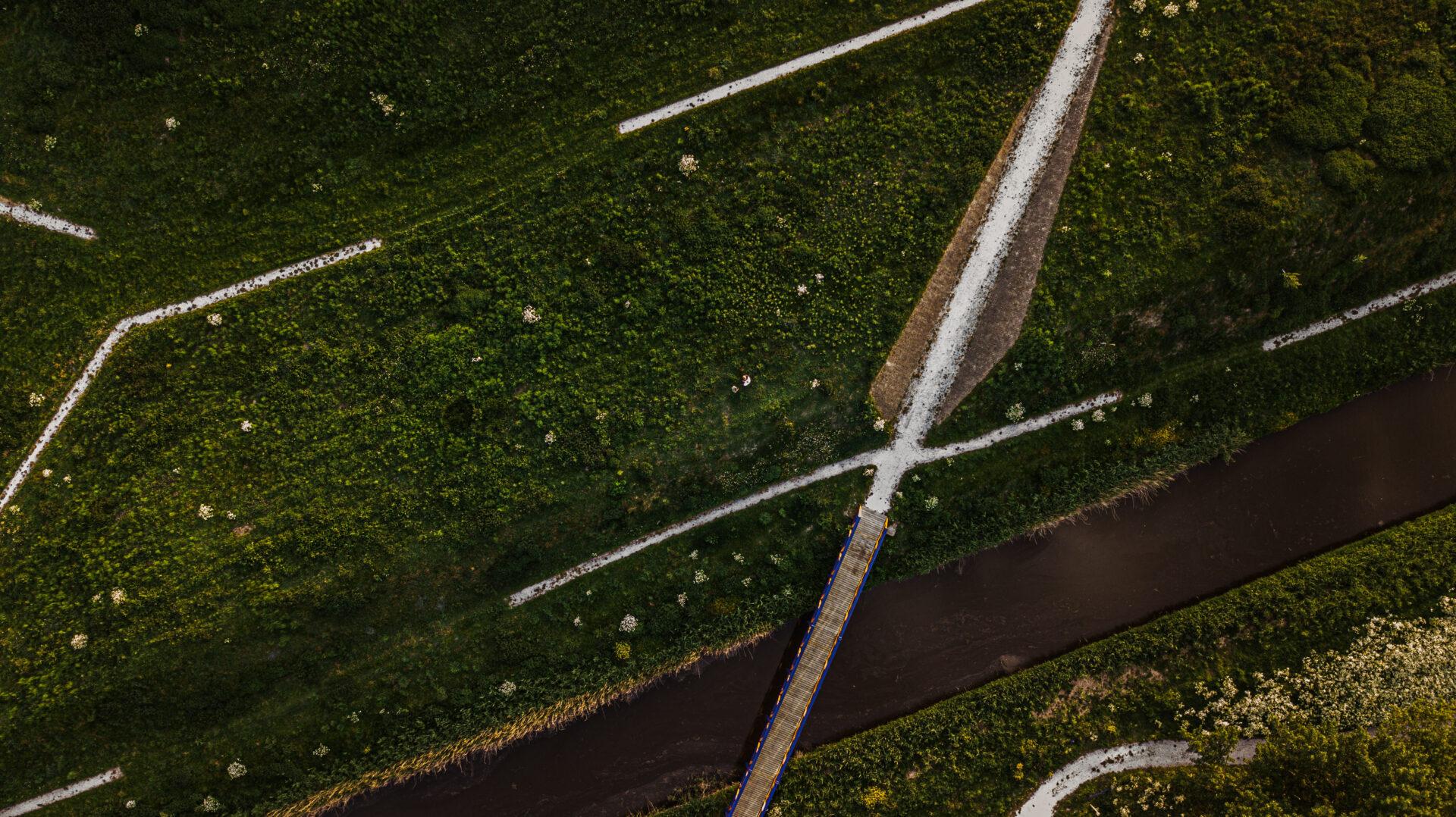 Drone fotografie zeewolde