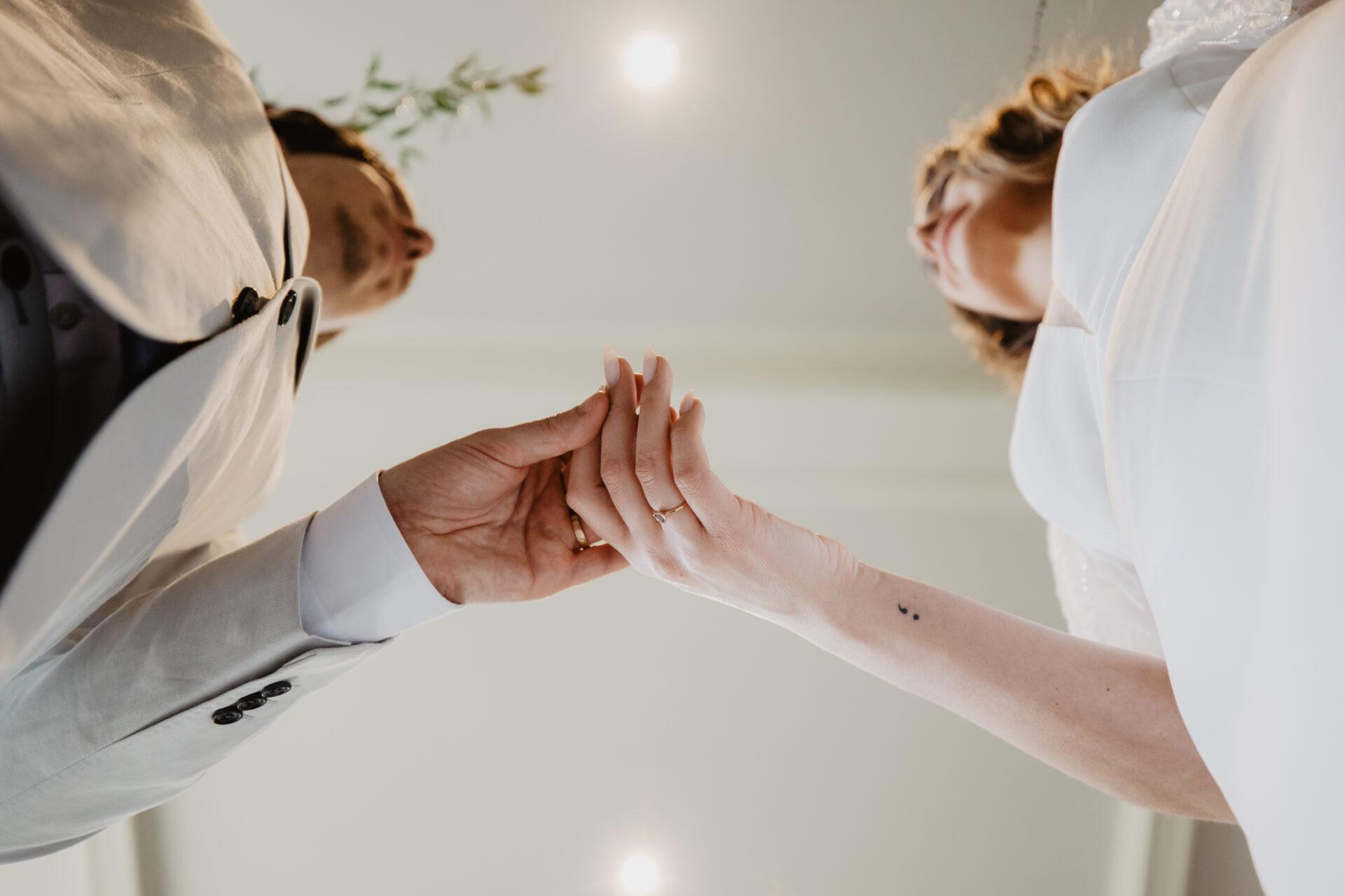 Ja-woord ceremonie bruidsfotograaf