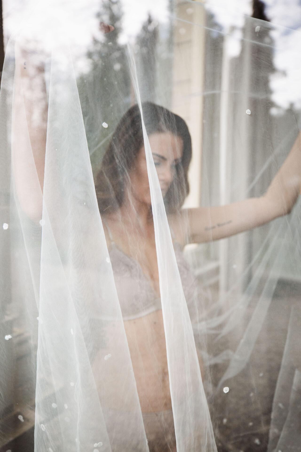 Bruidsfotograaf Boudoir fotografie