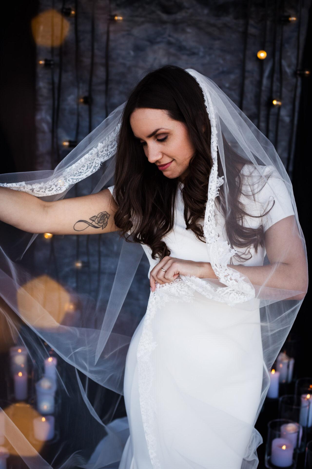 Winter bruiloft inspiratie