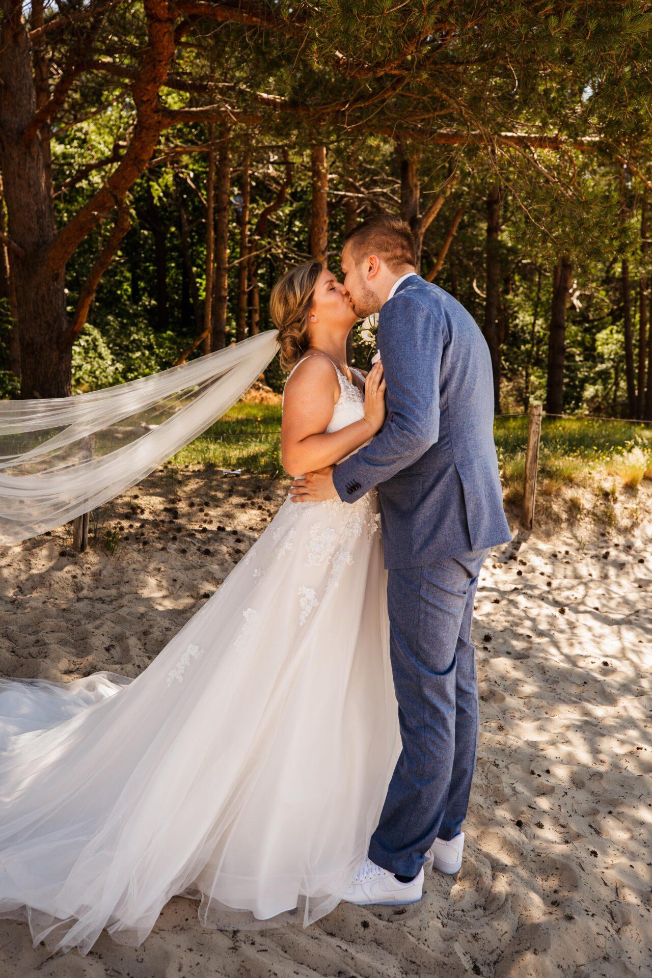 Bruidsreportage Soester Duinen Amersfoort
