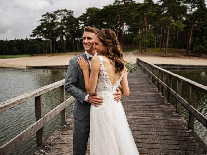 Bruiloft bij De Mof