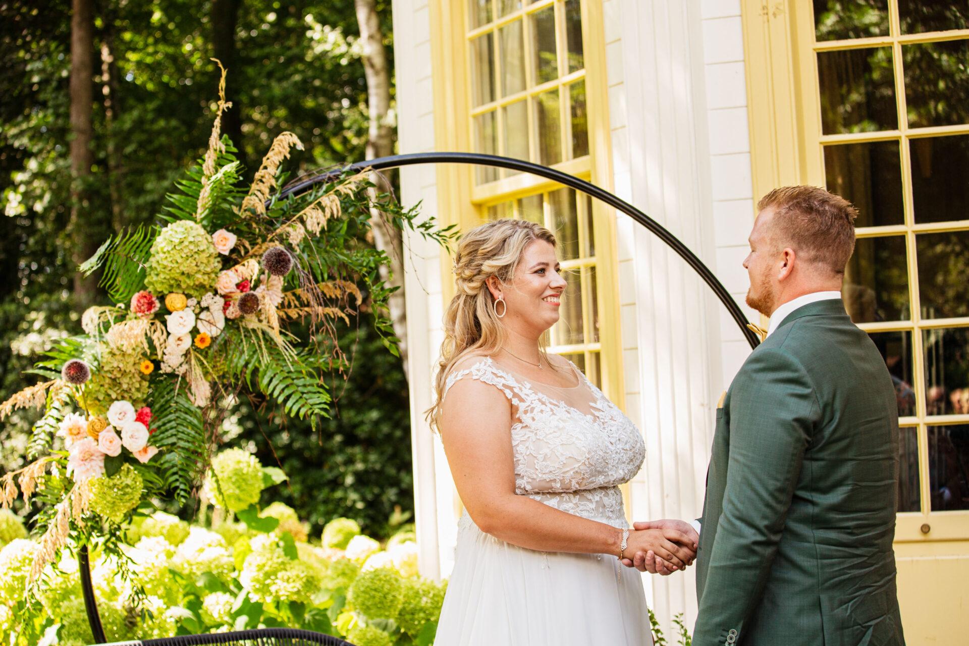 Bruiloft Kasteel de Vanenburg