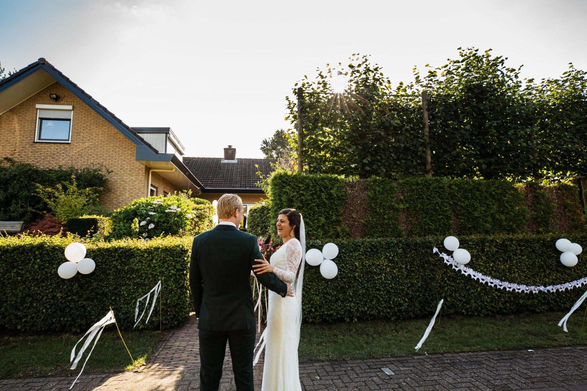 Bruiloft Nunspeet