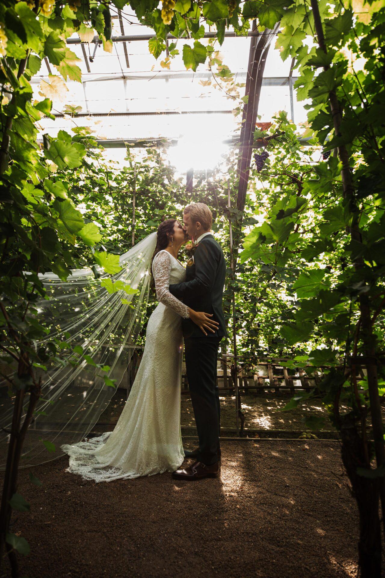 Bruidsfotografie Kas