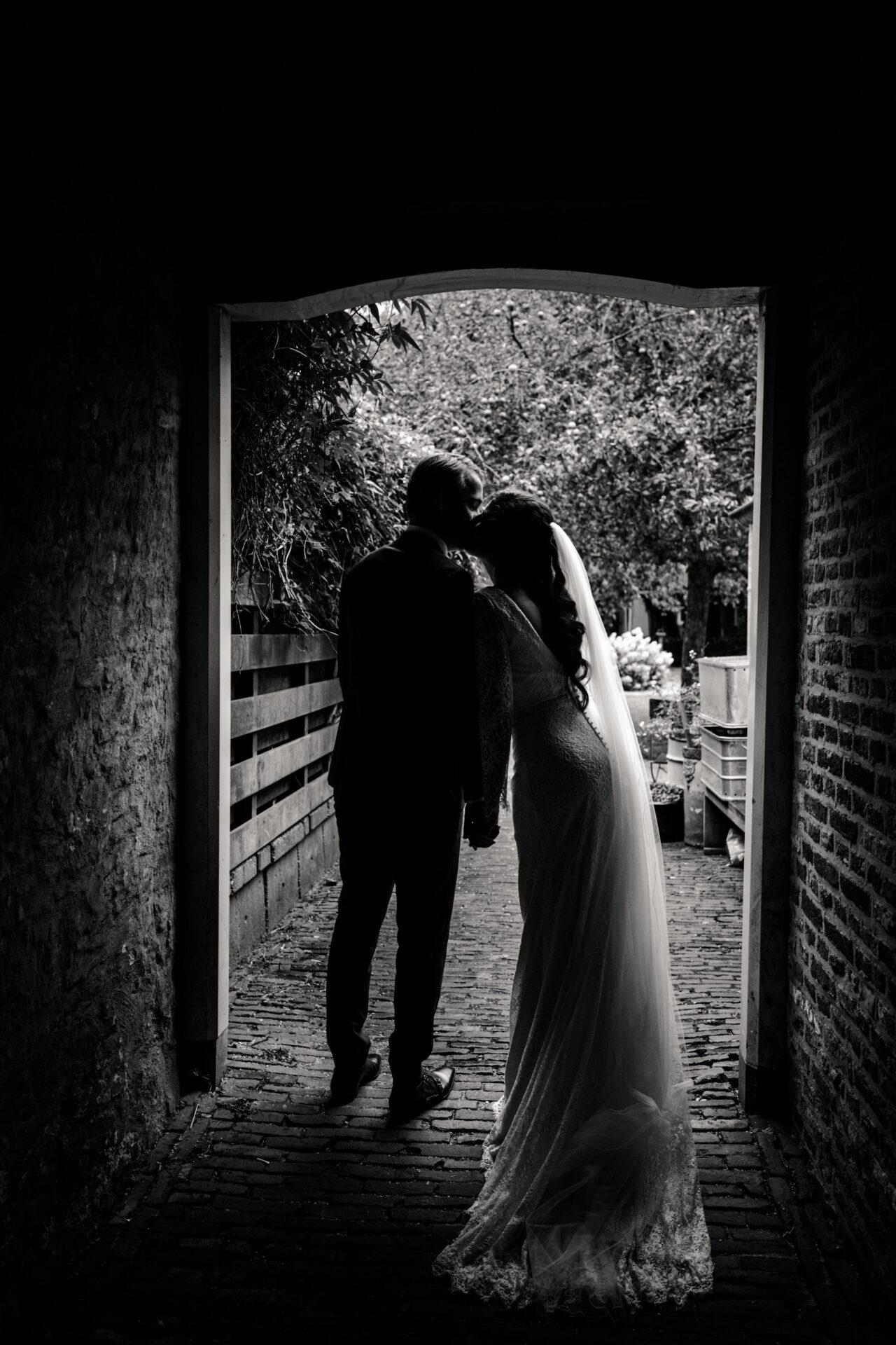 Bruidsfotografie Elburg Klooster