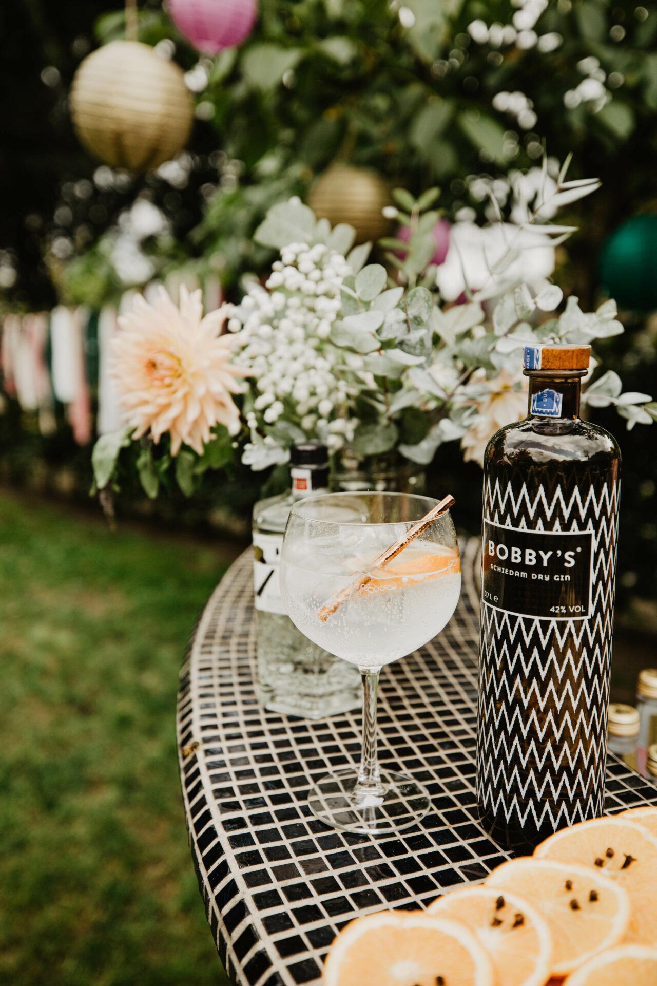 Gin Tonic Wedding