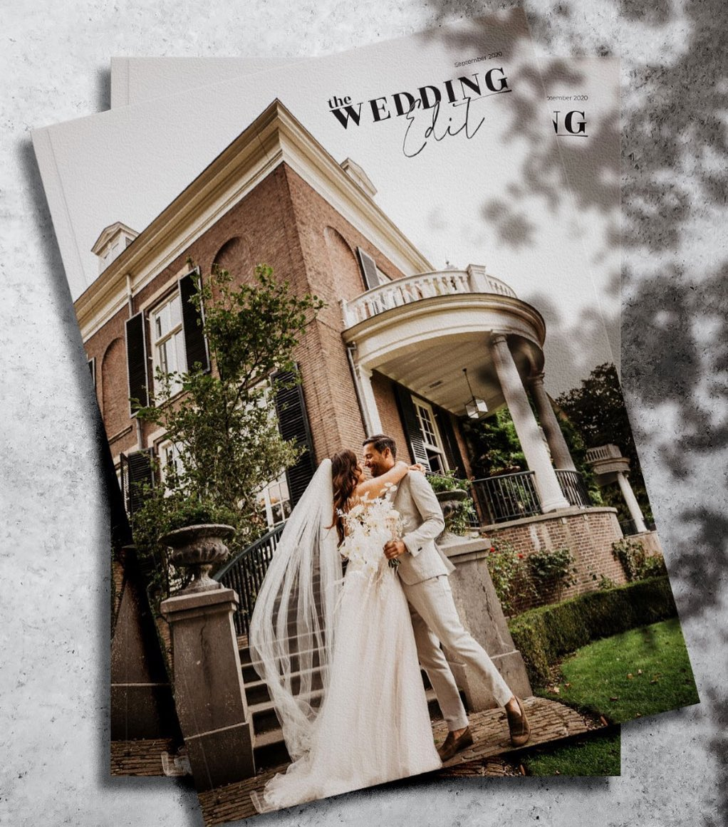 Wedding inspiratie magazine