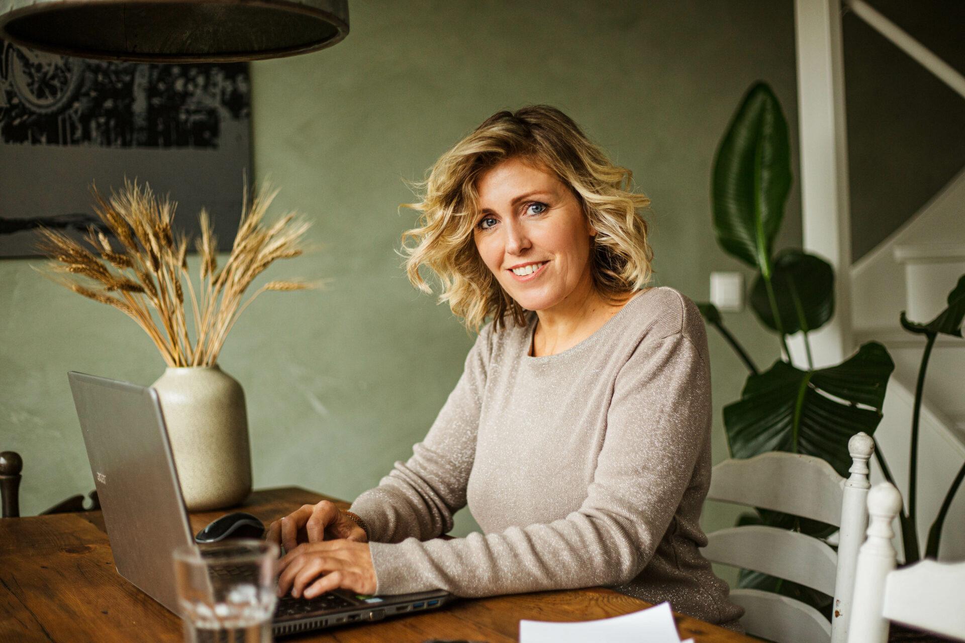 Portret Fotoshoot voor ondernemer