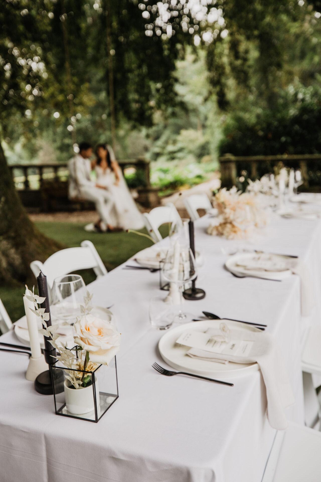 Inspiratie Tafelstyling Bruiloft