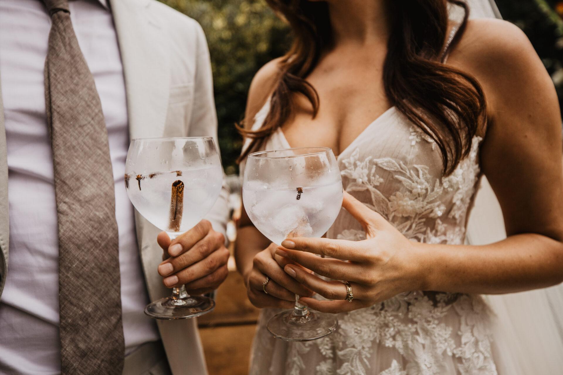 cocktails bruiloft