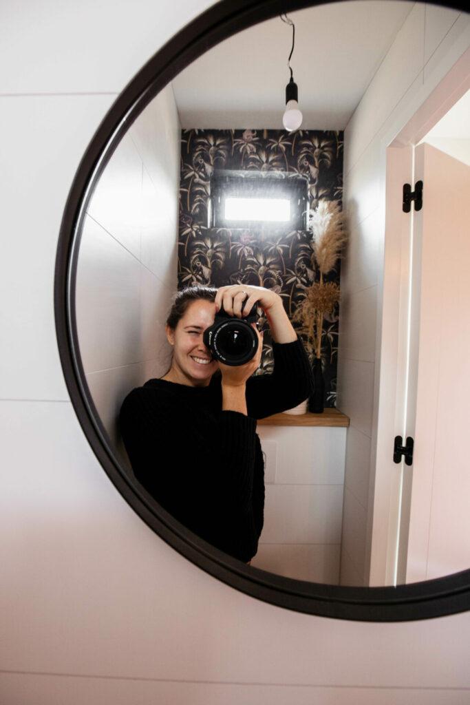 Fotograaf verbouwing