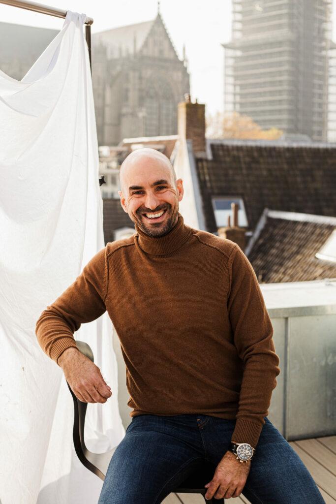 Fotoshoot voor ondernemers