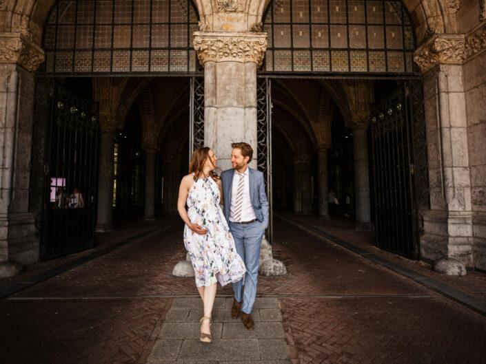 Zwangerschap Fotoshoot Amsterdam