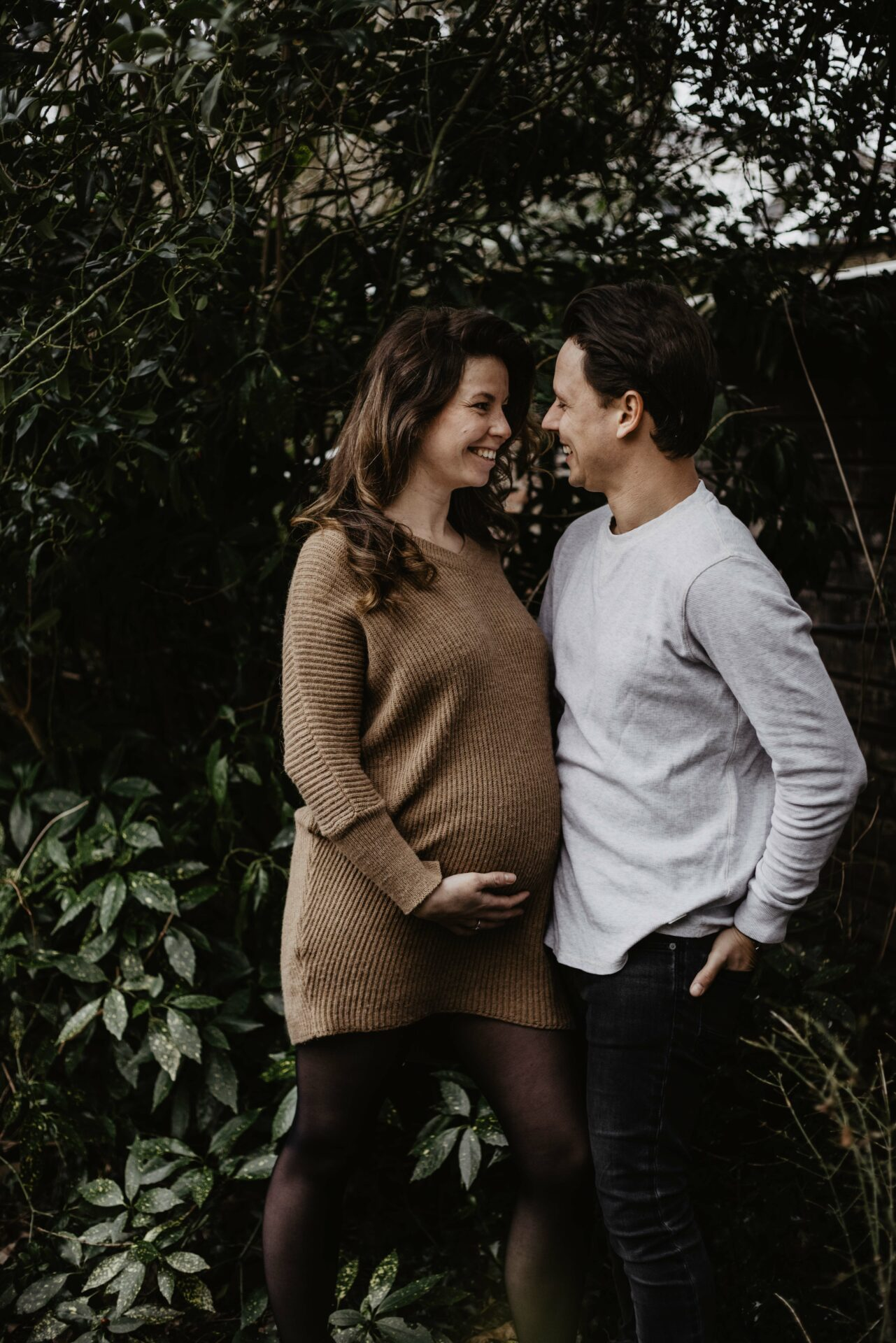 Zwangerschap vastleggen