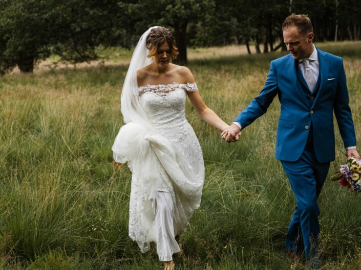 Trouwen bij Kasteel de Vanenburg | Bruidsfotograaf Harderwijk