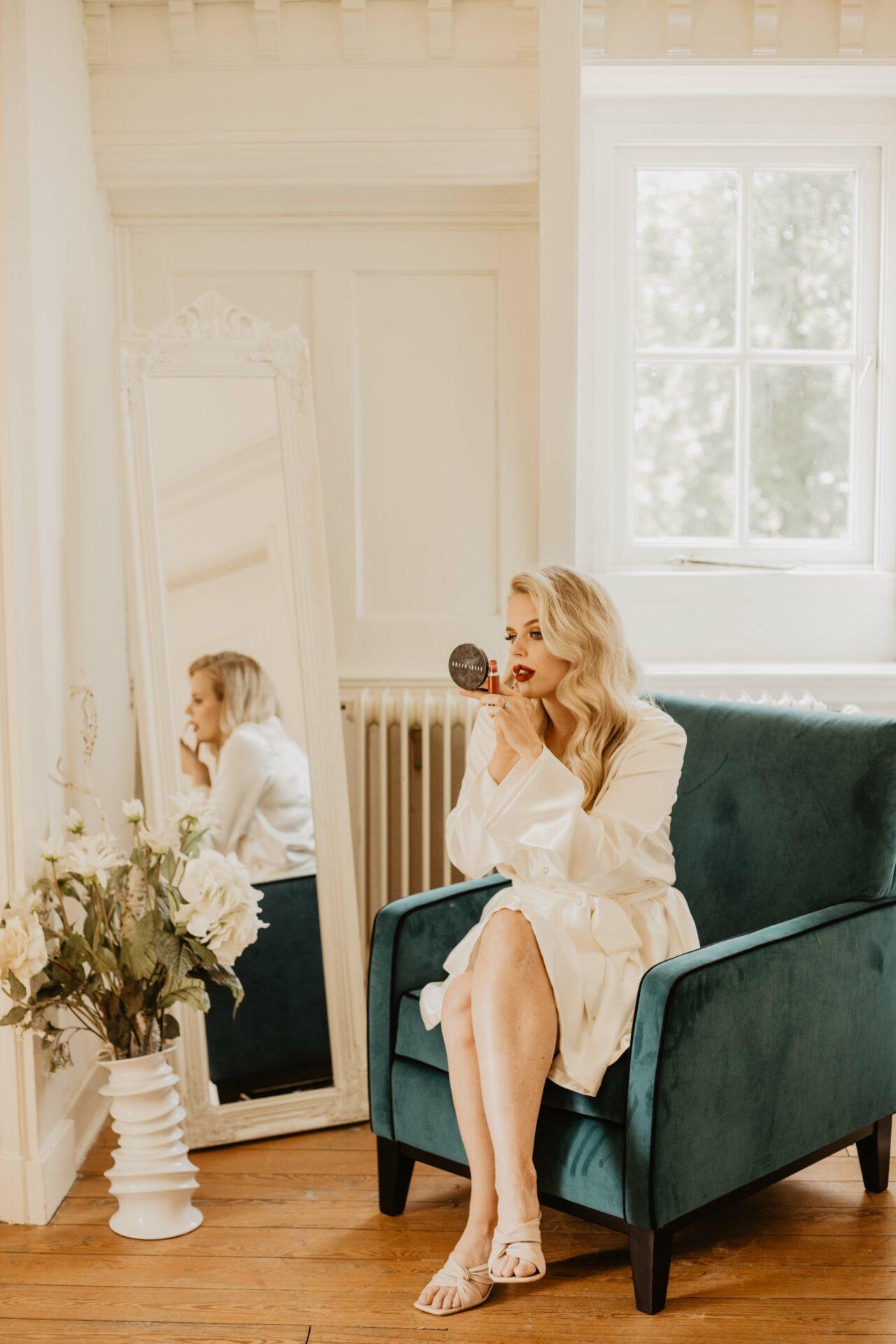 Bruidsvisagie Fotoshoot