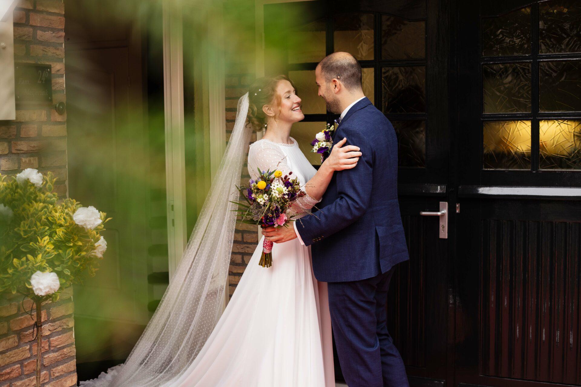 First Look Bruidsfotograaf Ommen