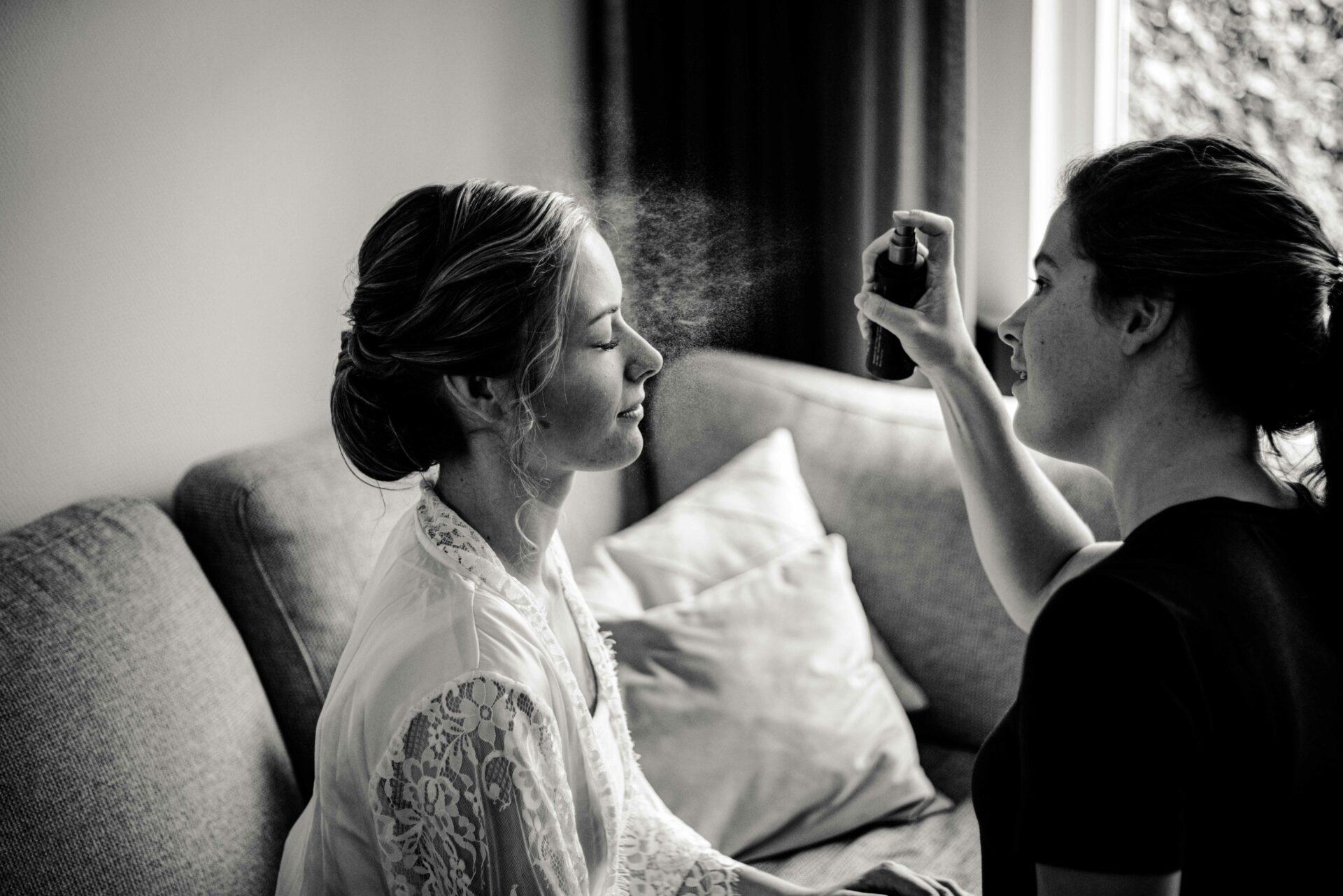 Bruidsmakeup Nunspeet