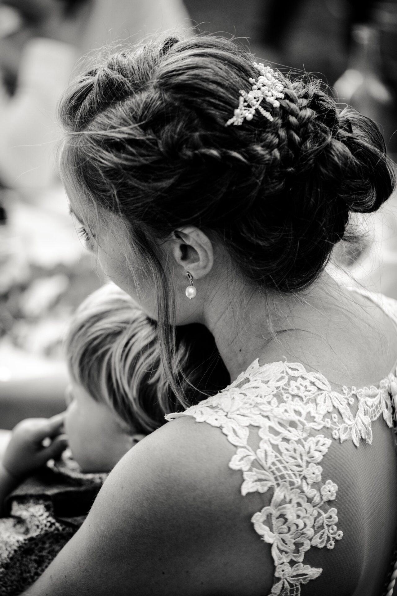 Bruiloft met kids