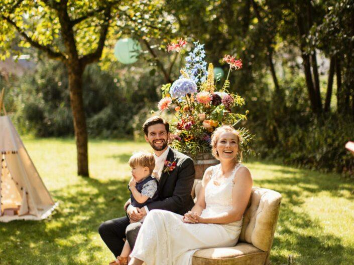 Bruiloft trouwlocatie Dengh Utrecht