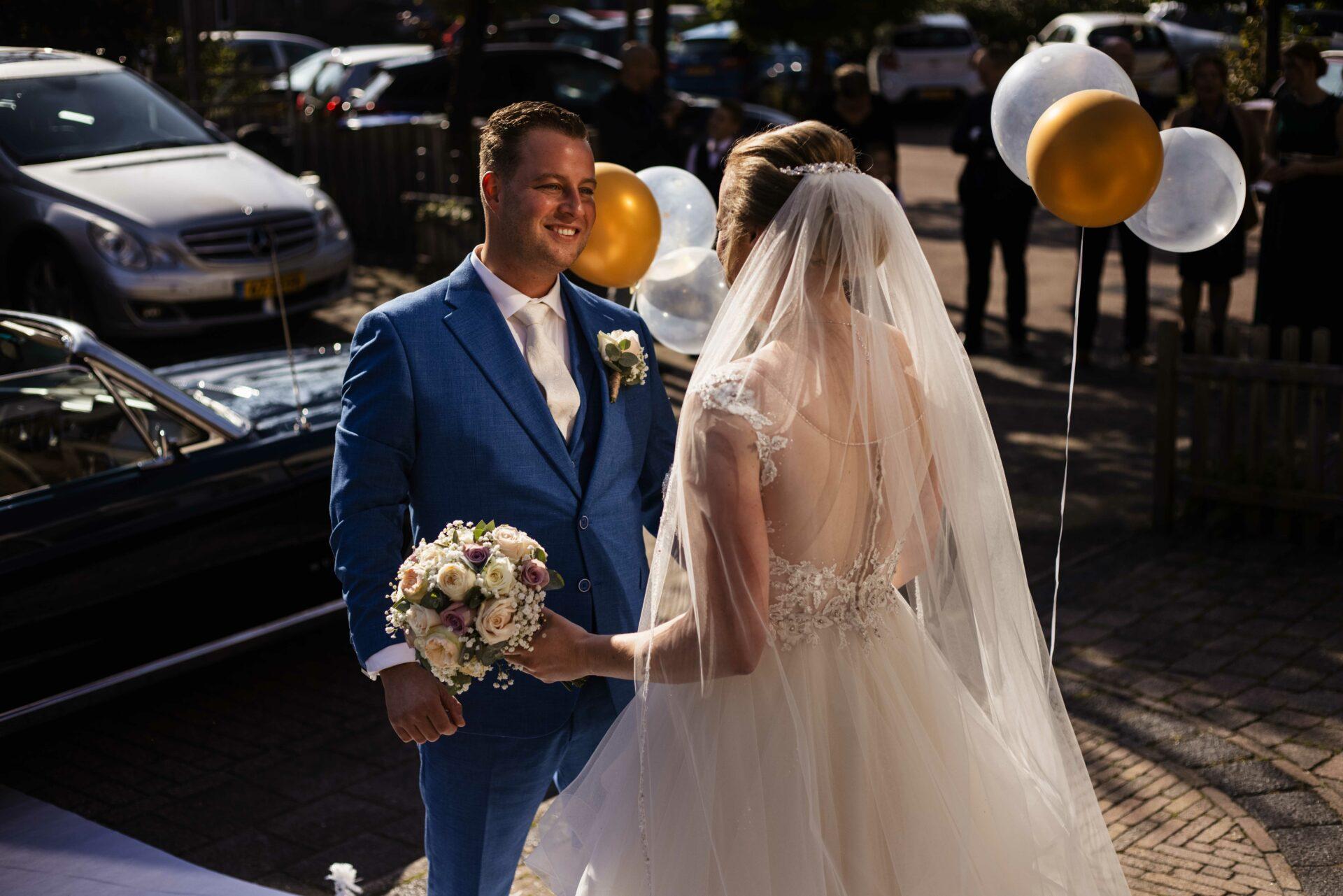 first look bruidsfotograaf zeist